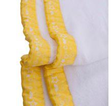 Detalhe manta de microfibra Mickey