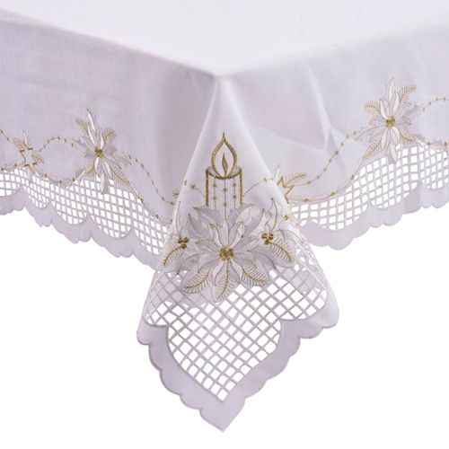 toalha de mesa ceia natal