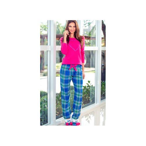 pijama-rosa-coracao-marlene-enxovais
