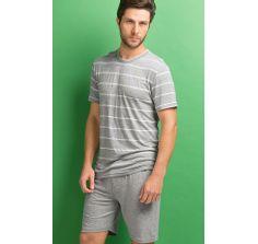 8340-D pijama masculino de modal