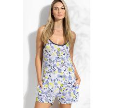8204-pijama feminino mixte