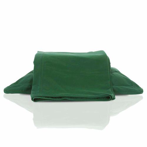 Capa de Edredom verde
