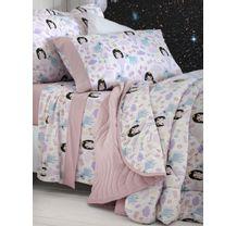 jogo de cama Princesas brilha no escuro