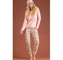 8411 pijama feminino detalhe