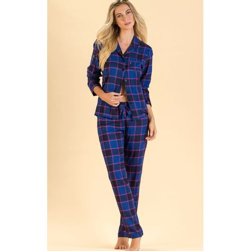 Pijama mixte 8440 xadrez