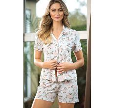 Pijama feminino mixte 8653-