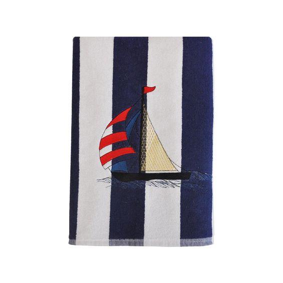 Toalha-de-banho-Nautica-Barcos