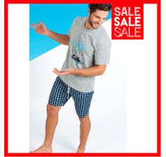 Pijama-Masculino