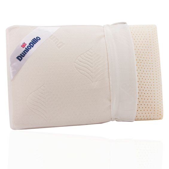 Travesseiro Dunlopillo Látex Luxor