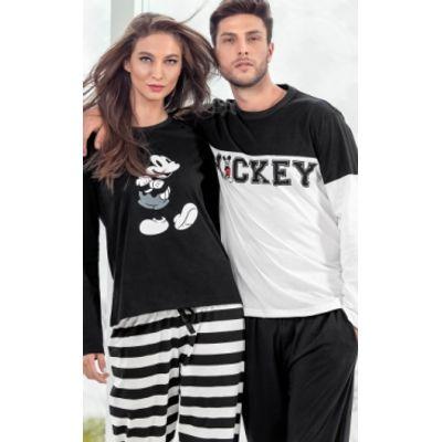 pijama-7605-preto-listrado