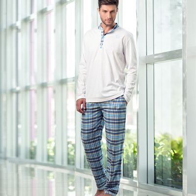 Pijama Masculino7662MIXTE/MARLENE ENXOVAIS