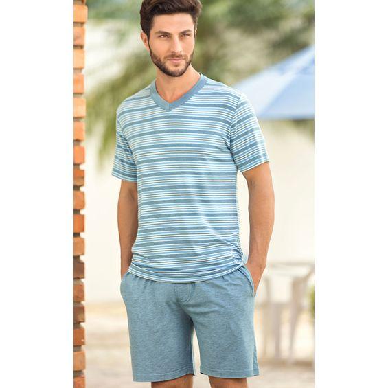 7860 pijama masculino mixte portal Marlene