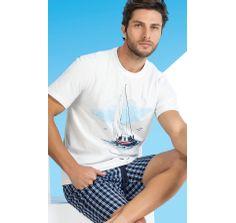 8339 pijama masculino