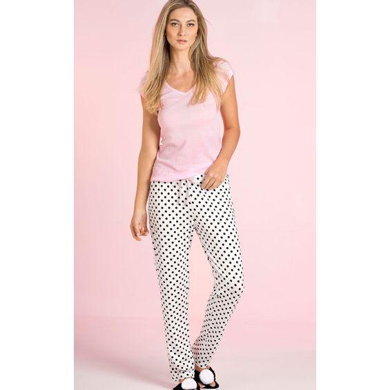 8161-Pijama  feminino Mixte by Marlene