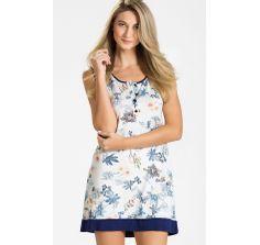 Camisola de modal feminina 8156
