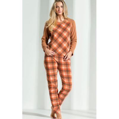 8436- pijama feminino modelo