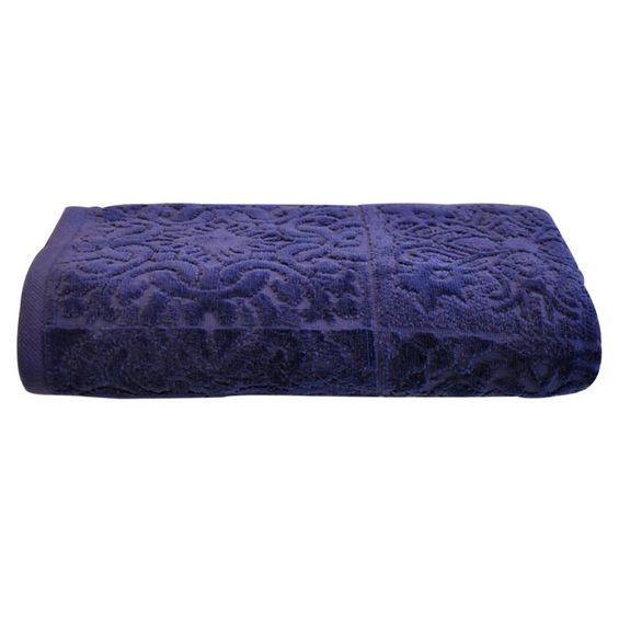 Toalha-de-banho-Mirandela-Azul-marinho