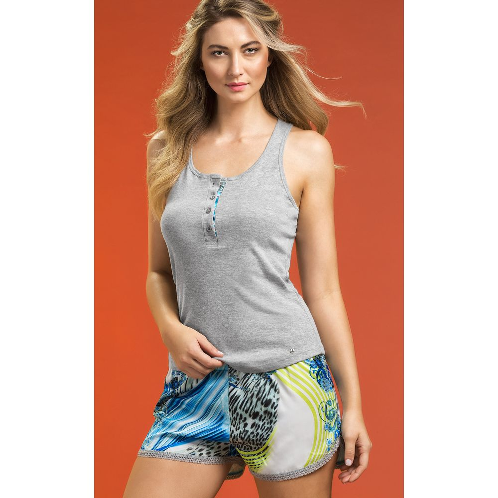 pijama feminino de verão 8668-C
