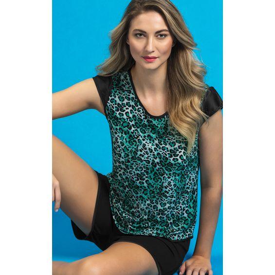 Pijama feminino mixte 8692-B