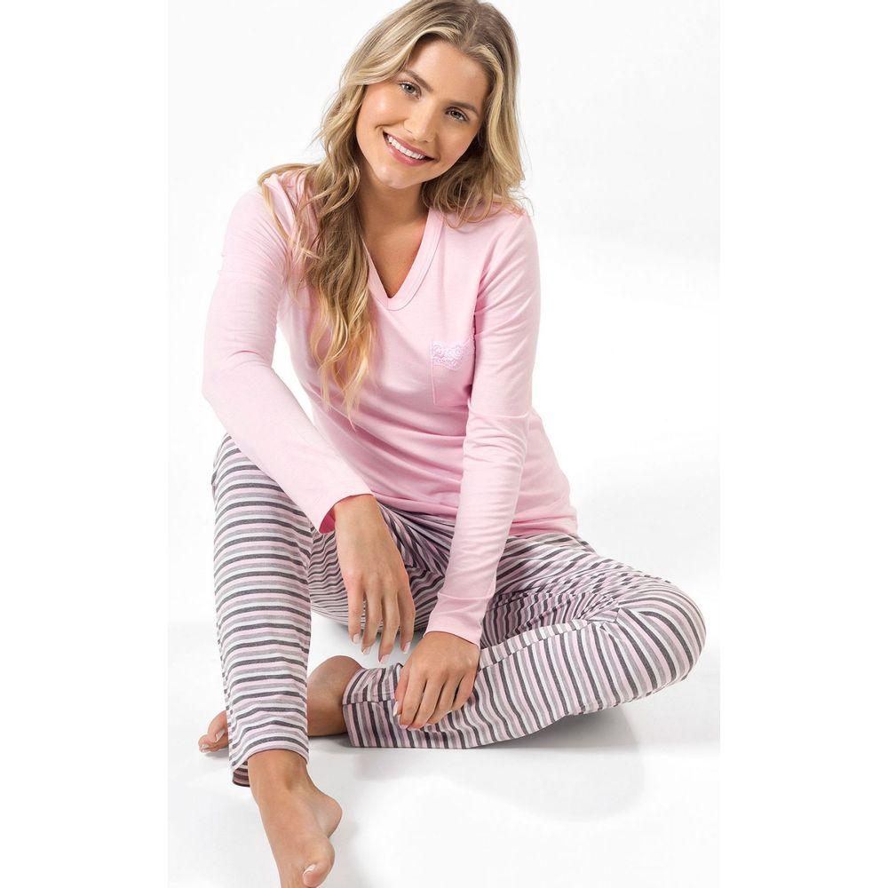 Pijama-mixte-8846-