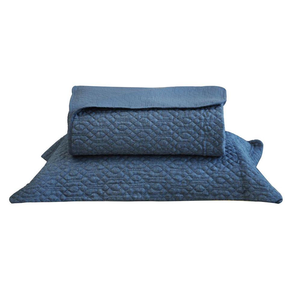 Colcha-com-porta-Fatex-Ciena-Azul