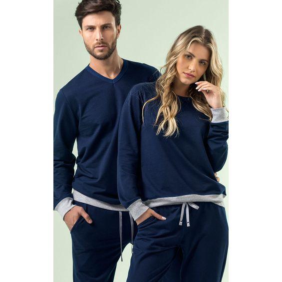 Pijama-Masculino--8950-Marinho-Detalhe