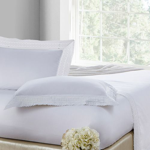 Jogo-de-cama-bordado-Mine-Cheque-Branco