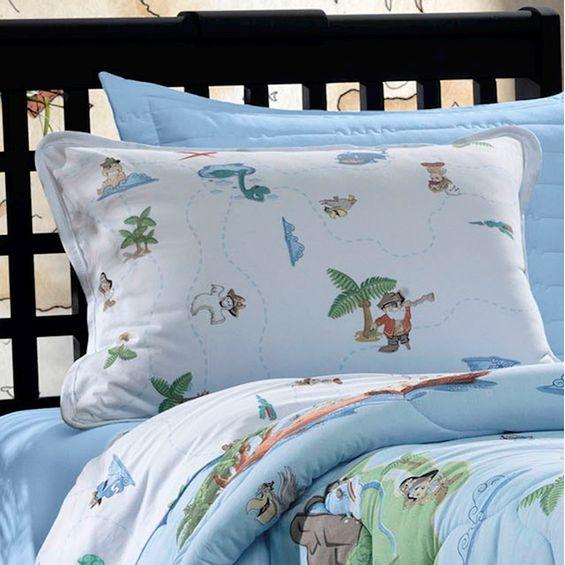 Detalhe-jogo-de-cama-caca-ao-tesouro