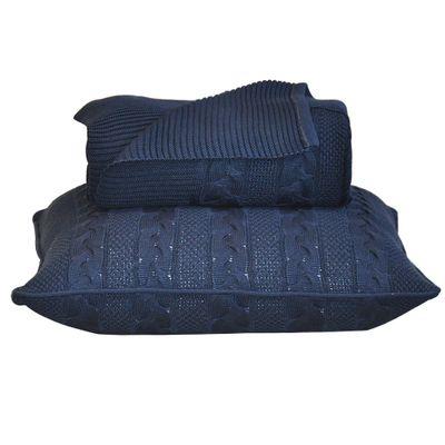 Kit-manta-de-tricot-azul-marinho