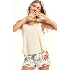 Pijama Feminino Mixte 9002