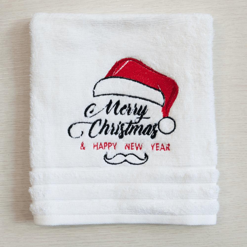 Toalha-de-lavabo-Gorro-Papai-Noel