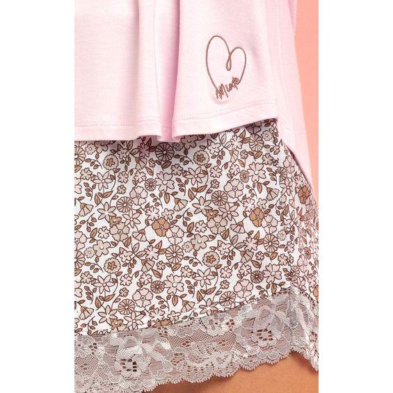 Pijama feminino Mixte 9032