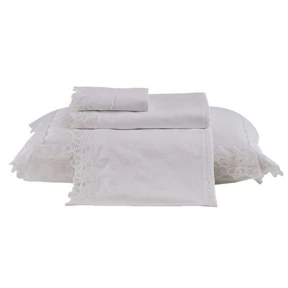 Jogo-de-lencol-Perfume-Boradado-Branco