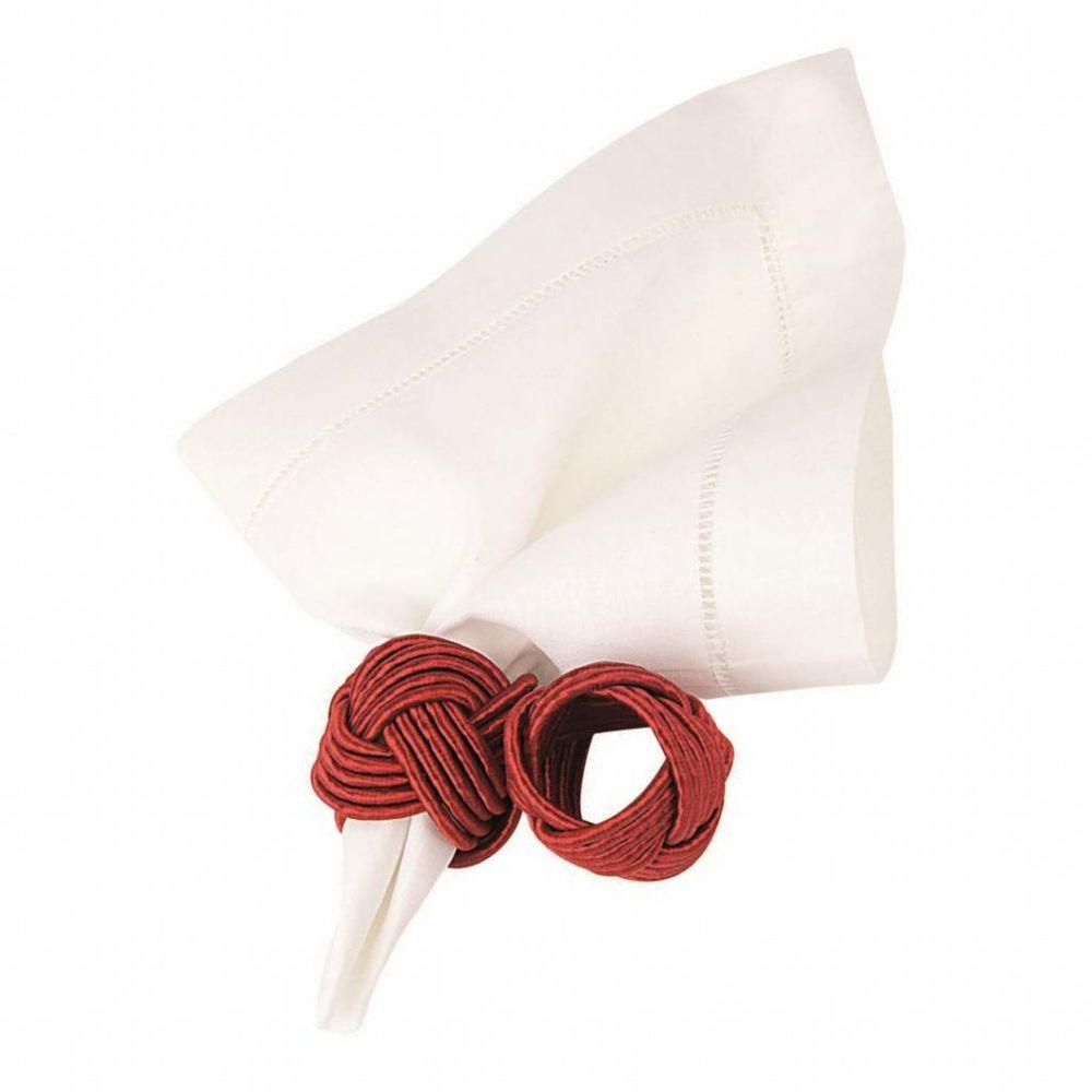 Kit-porta guardanapo-Traccia-Vermelho