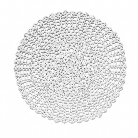 Americano-Crochet-Branco