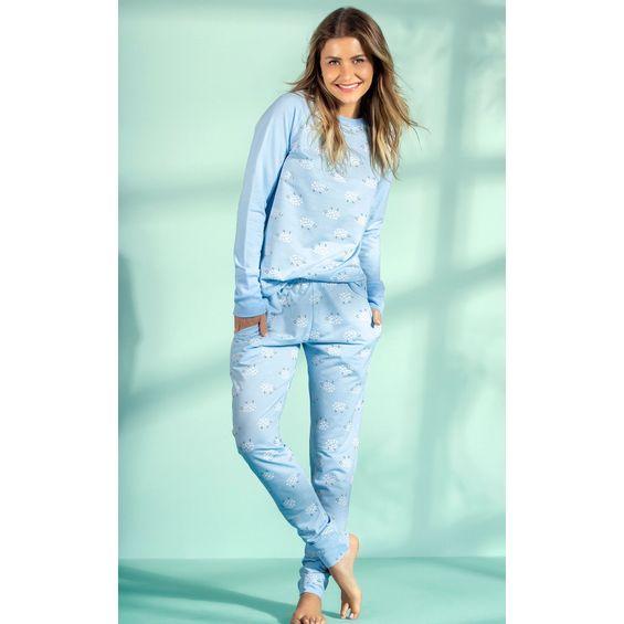 Pijama-Feminino-Celeste-9222
