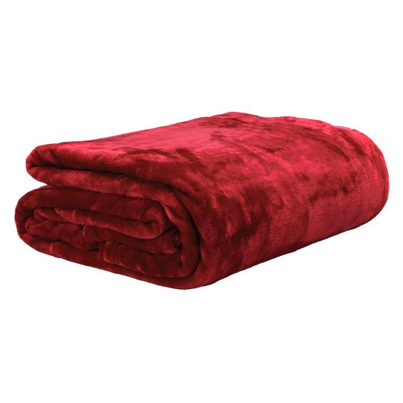 Cobertor-Super-Soft-Vermelho
