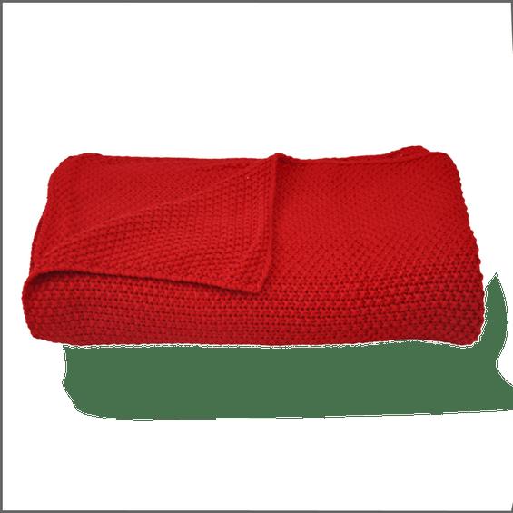 Manta-de-Tricot-Vermelha