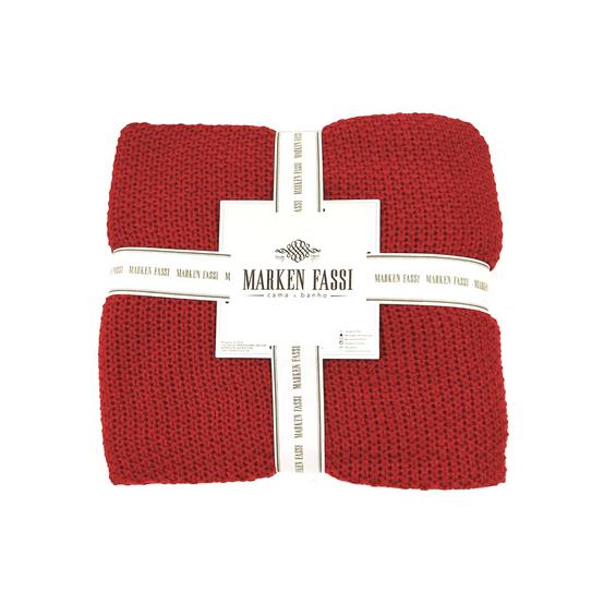 Manta-de-trico-marken-fassi-vermelha