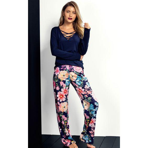 Pijama-Feminino-Floral-9265