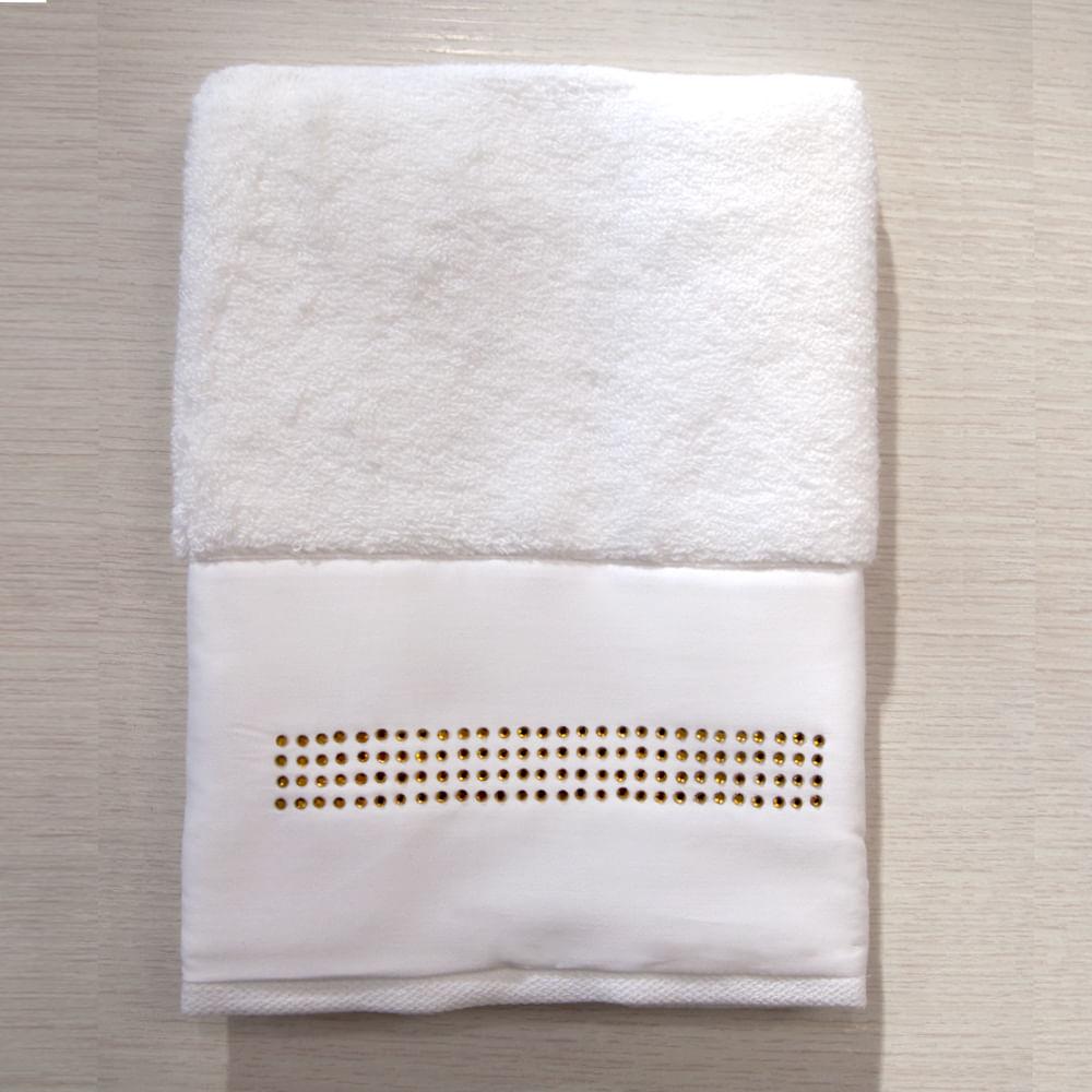 Toalha-de-Lavabo-crystais-stripe-dourado
