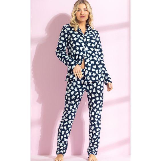 Pijama-Cardigan-Mixte-929