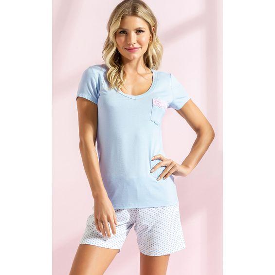 Pijama-Feminino-Mixte-Renda