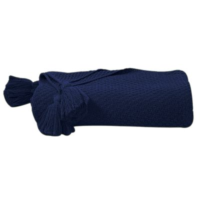 Manta-de-tricot-luana-ramalho-azul-marinho