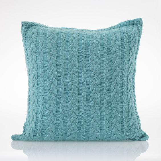 Almofada-Trancas-de-trico-verde-agua