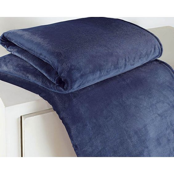 Cobertor-mink-azul-marinho
