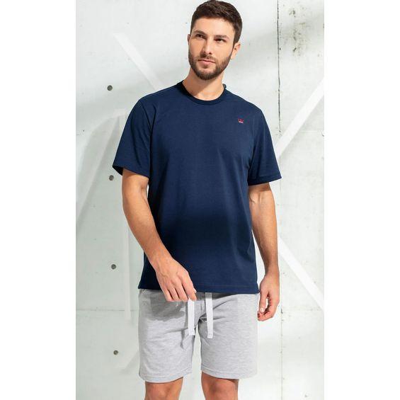 Pijama-Masculino-azul-marinho