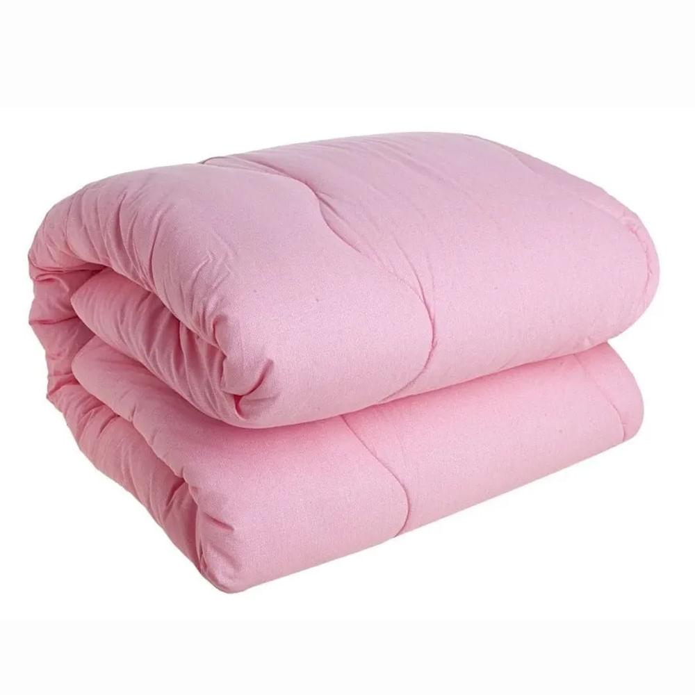 Edredom-de-malha-rosa-Chiclete-sultan
