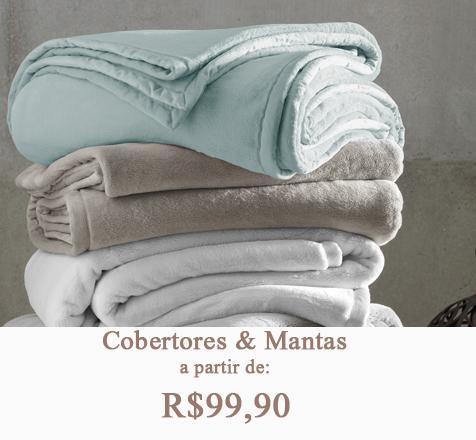 Banner cobertores e mantas