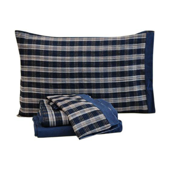Detalhe-jogo-de-cama-flanela-xadrez-azul